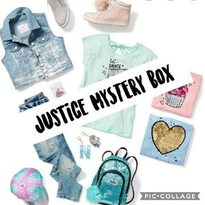 GIRLS JUSTICE MYSTERY BOX